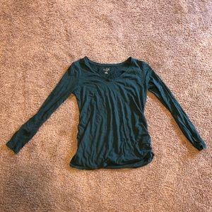 Isabel Maternity Long Sleeve Shirt